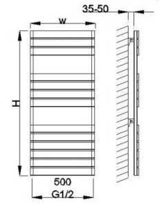 رادیاتور استیل گرمایشی دیما