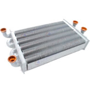 مبدل دومنظوره پکیج آریستون اجیس 13ژیگلوری The Main Heat Exchanger