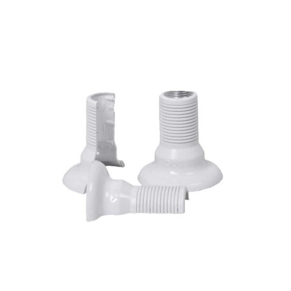 کاور روکش مغزی شیر رادیاتور ( سفید ) روکش شیر رادیاتور